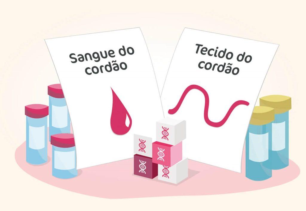 ARMAZENAMENTO DE SANGUE E TECIDO DO CORDÃO UMBILICAL